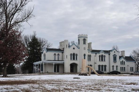 Lexington Art League's Loudon House