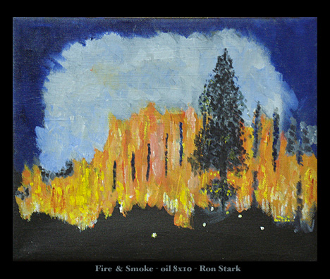 Fire & Smoke - Ron Stark