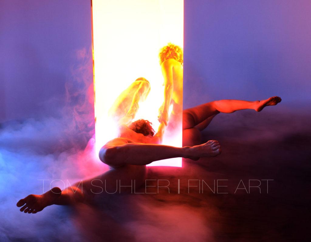 Tom Suhler New Image, No Digital Manipulation