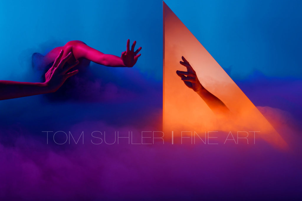 Tom Suhler New Image, No Digital Manipulation