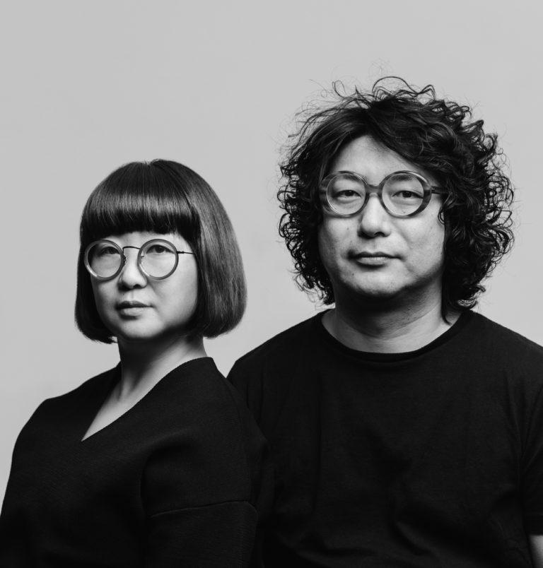 Hirokazu Kobayashi & Haruna Yamada