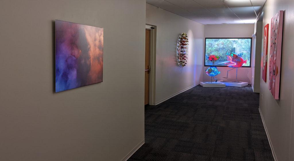 Austin People's Gallery 2nd Floor